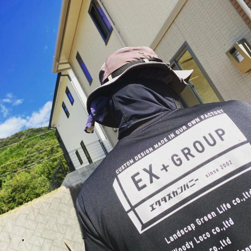 エクタスカンパニーのTシャツの写真