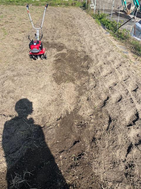 小型耕運機