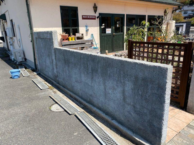 塀のリフォーム